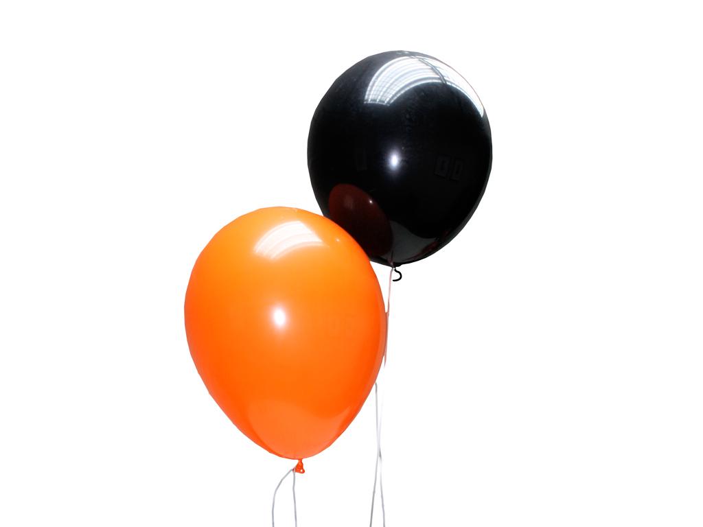Restaurant Reservation: Helium Balloons